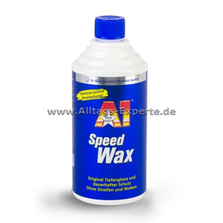 A1 Speed Wax