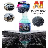 A1 High End Spray Wax