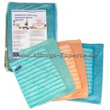 Aqua Clean Fenstertuch Ultra Plus Kristall Set